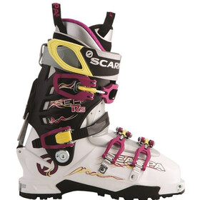 Scarpa W's Gea RS White/Magenta/Limelight